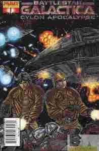 Battlestar Galactica Cylon Apocaypse #1