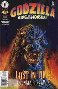 Godzilla #9 (DH)