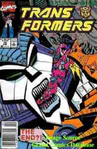 The Transformers #75