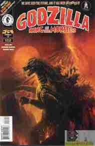"""""""Yesterday's"""" Comic> Godzilla #12 (DarkHorse)"""