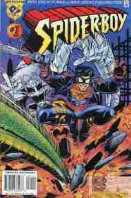 """Yesterday's"" Comic> Spider-Boy"