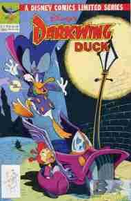 """Yesterday's"" Comic> Disney's Darkwing Duck#2"