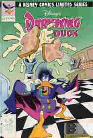 """Yesterday's"" Comic> Disney's Darkwing Duck#3"