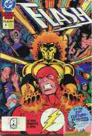 """""""Yesterday's"""" Comic> Flash Annual#4"""