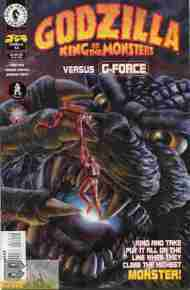 """Yesterday's"" Comic> Godzilla #14 (Dark Horse)"