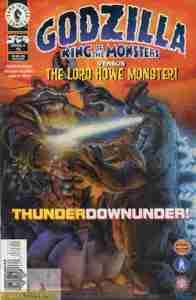 Godzilla #15