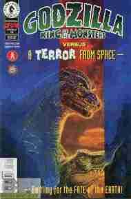 """""""Yesterday's"""" Comic> Godzilla #16 (DarkHorse)"""