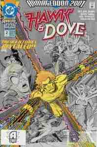 Hawk & Dove Annual #2