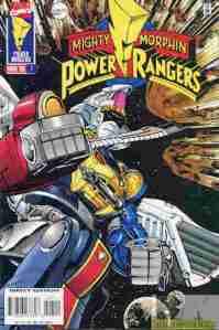 Mighty Morphin Power Rangers #7 (Marvel)