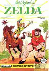 The Legend Of Zelda #2