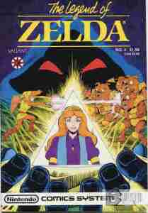 The Legend Of Zelda #3