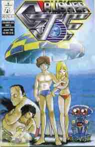 """""""Yesterday's"""" Comic> Crusher Joe#6"""