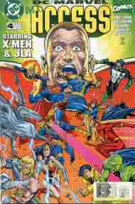 """""""Yesterday's"""" Comic> DC/Marvel: All Access#4"""