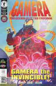 """Yesterday's"" Comic> Gamera #4"