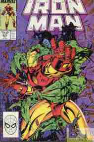 """Yesterday's"" Comic> Iron Man #237"