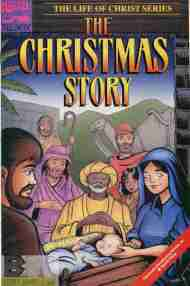 """Yesterday's"" Comic> Life Of Christ: The Christmas Story"