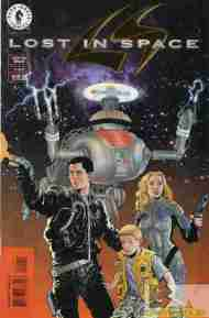 BW's Morning Article Link: Netflix's Lost In Space Gets A Comic