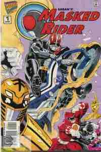 Masked Rider #1