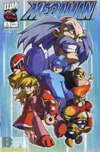 Mega Man #1 (DW)