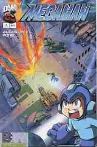 Mega Man #2 (DW)