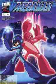 """Yesterday's"" Comic> Mega Man #3"