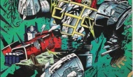 """""""Yesterday's"""" Comic> Transformers: Generation Two#3"""