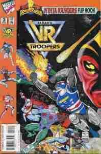 VR Troopers #3 flip