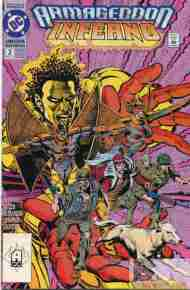 """Yesterday's"" Comic> Armageddon: Inferno #2"
