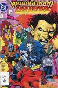 """Yesterday's"" Comic> Armageddon: Inferno#3"