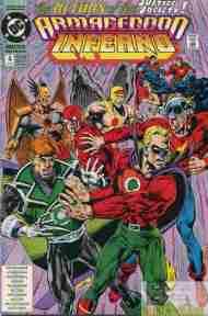 """Yesterday's"" Comic> Armageddon: Inferno#4"