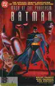 """""""Yesterday's"""" Comic> Batman: Mask Of The Phantasm movieadaptation"""