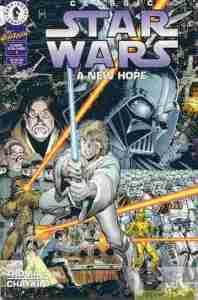 Classic Star Wars A New Hope GN