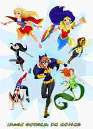 Internet Spotlight: DC Super Hero Girls