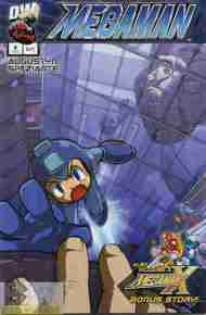 """Yesterday's"" Comic> Mega Man #4 (Dreamwave)"
