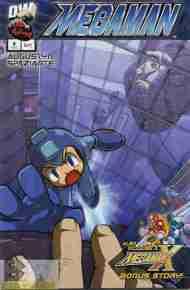 """Yesterday's"" Comic> Mega Man #4(Dreamwave)"