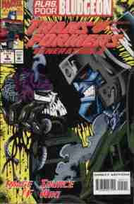 """""""Yesterday's"""" Comic> Transformers: Generation Two#5"""