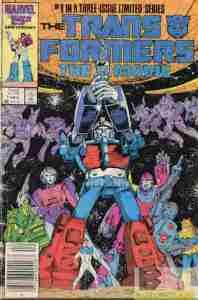 Transformers The Movie #1