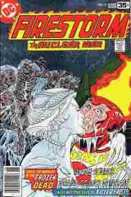 """Yesterday's"" Comic> Firestorm #2"