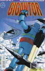 """Yesterday's"" Comic> Gigantor#11"