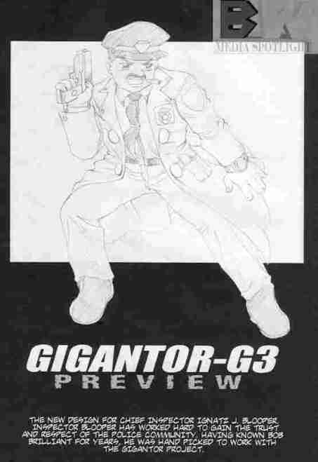 Gigantor G3 Inspector Blooper