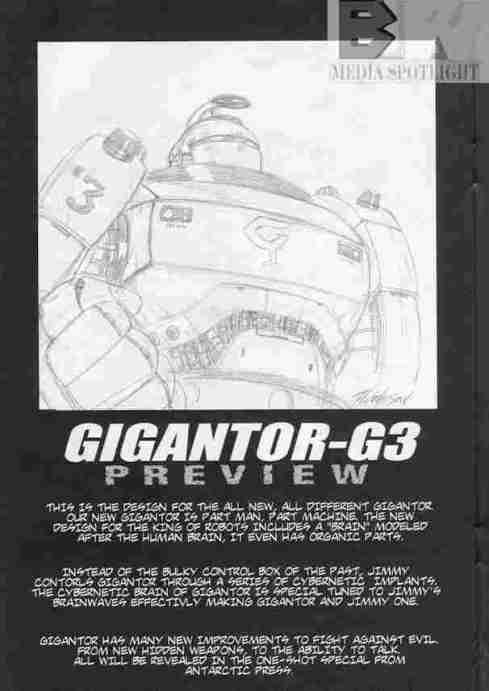 Gigantor G3