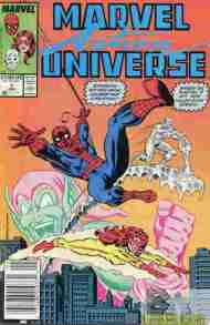 """""""Yesterday's"""" Comic> Marvel Action Universe/Spider-Man & His AmazingFriends"""