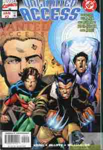 Marvel DC Unlimited Acess #2