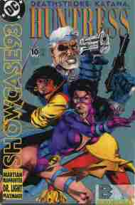 """Yesterday's"" Comic> Showcase '93 #10"