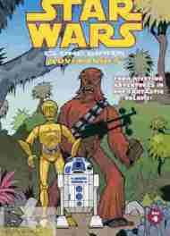"""Yesterday's"" Comic> Star Wars: Clone Wars Adventures Vol. 4"