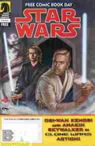 """Yesterday's"" Comic> Star Wars FCBD2005"