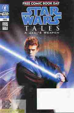 Star Wars Tales - A Jedi's Weapon