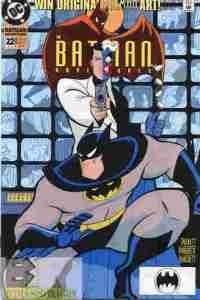 The Batman Adventures #22