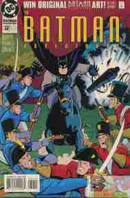 """Yesterday's"" Comic> The Batman Adventures #32"