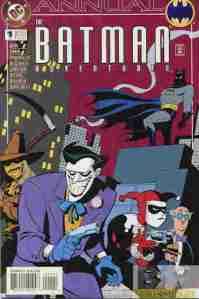 The Batman Adventures Annual #1
